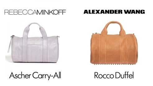 Look for Less: Minkoff vs. Wang