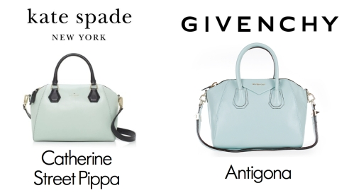 Look for Less: Kate Spade vs. Givenchy