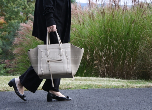 Celine Phantom in Beige